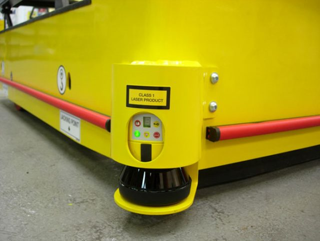 Machine Safety Systems - Safety laser scanner