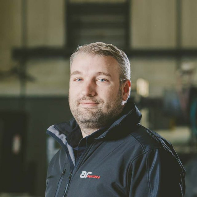 AR Controls Director Andrew Ramsey